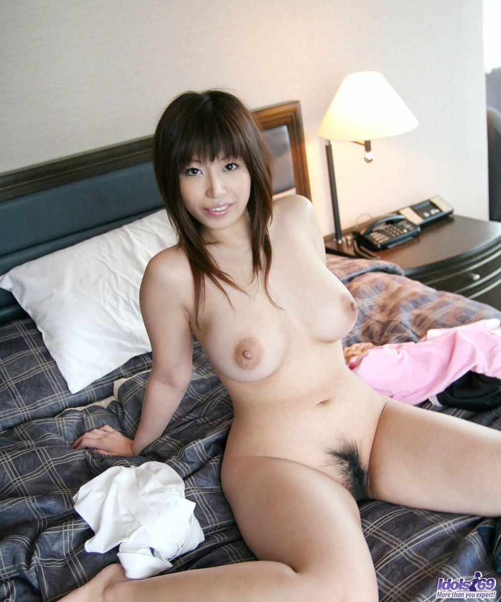 Japonesas Asiaticas Conchas Peludas Afeitadas